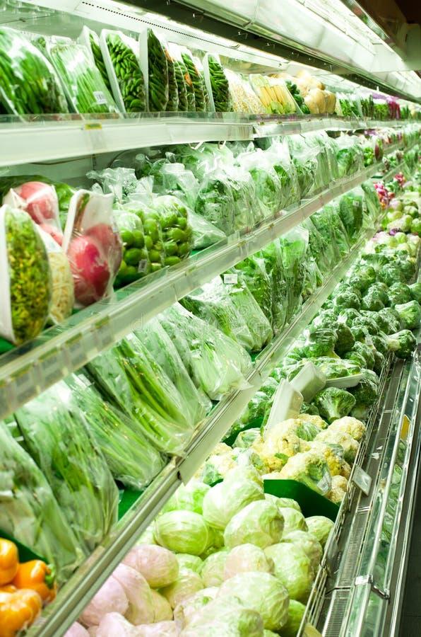 新鲜的局部蔬菜 免版税库存照片