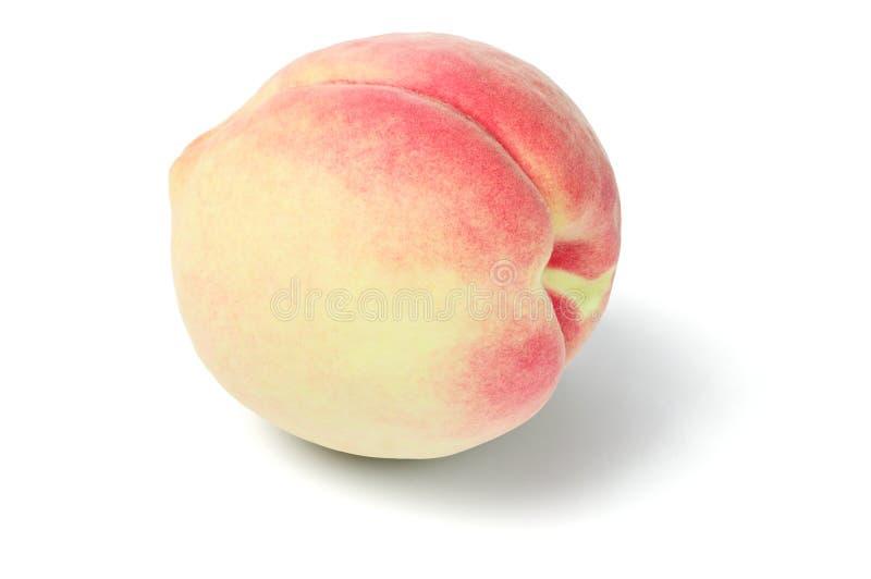 新鲜的桃子果子 免版税库存图片