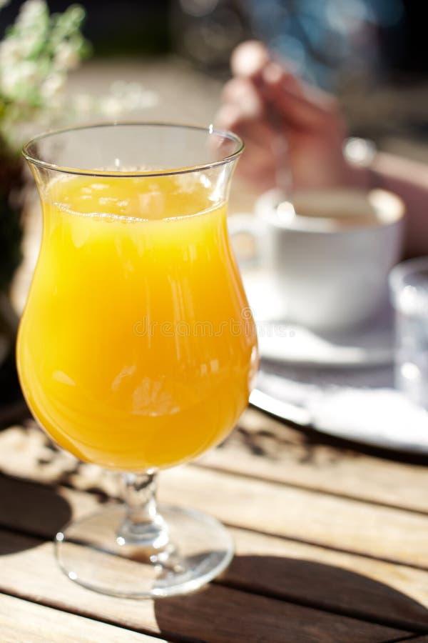 新鲜的汁液芒果 库存图片
