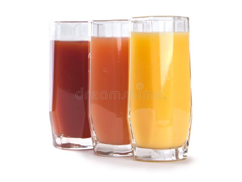 新鲜的汁液 库存图片