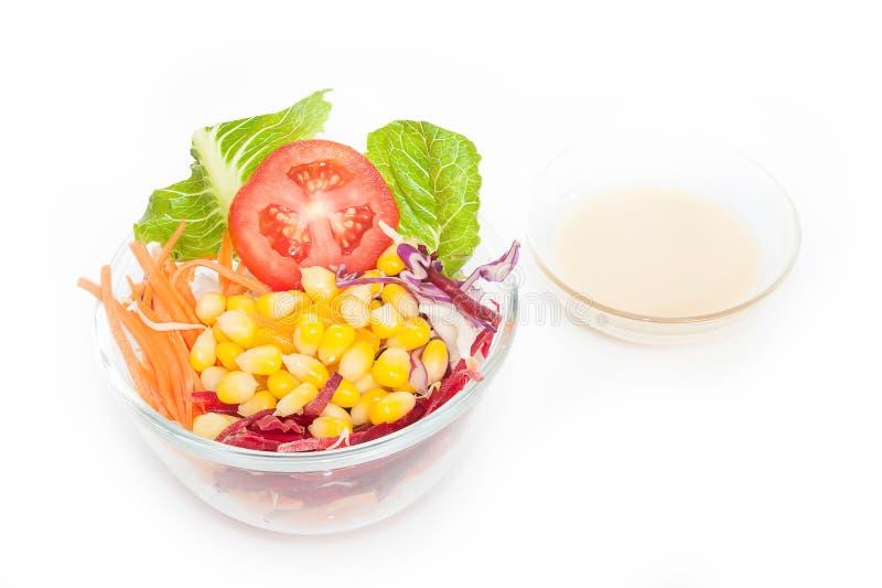 新鲜的混杂的蔬菜 免版税库存图片