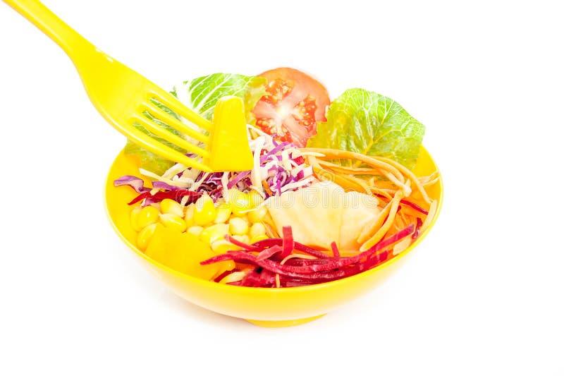 新鲜的混杂的蔬菜 库存图片