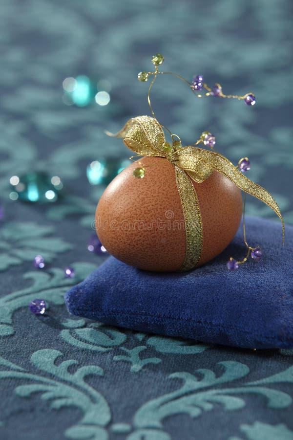 新鲜的红皮蛋 免版税图库摄影