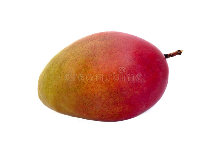 新鲜的芒果 库存照片