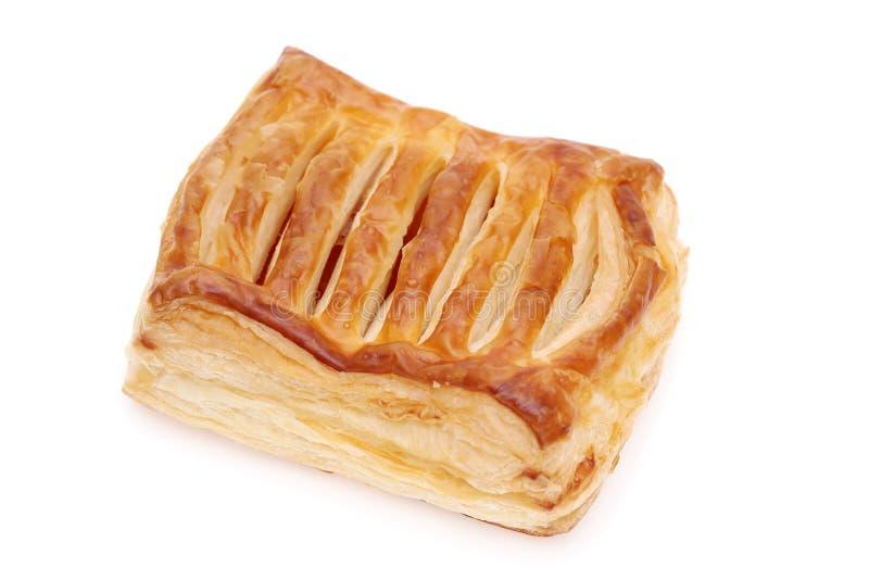 新鲜的苹果饼 免版税库存图片