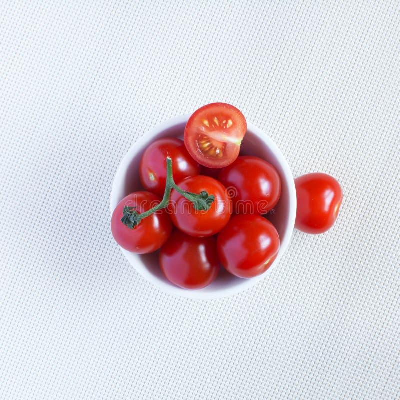 新鲜的西红柿 图库摄影