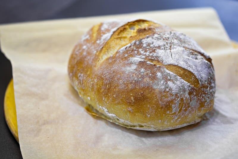 新鲜面包 图库摄影