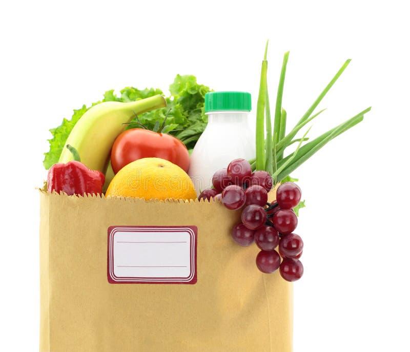 新鲜食品 免版税库存图片