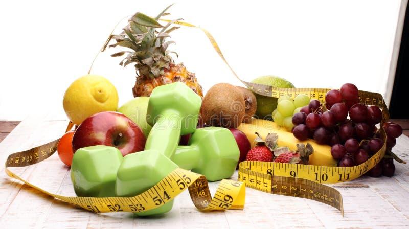 新鲜水果 混杂的果子背景 图库摄影