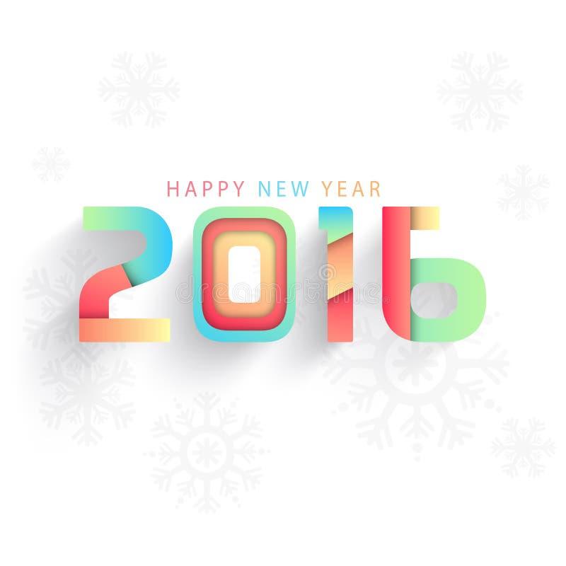 Download 新年快乐的五颜六色的文本2016年 库存例证. 插画 包括有 背包, beautifuler, 花卉, 节假日 - 62528561