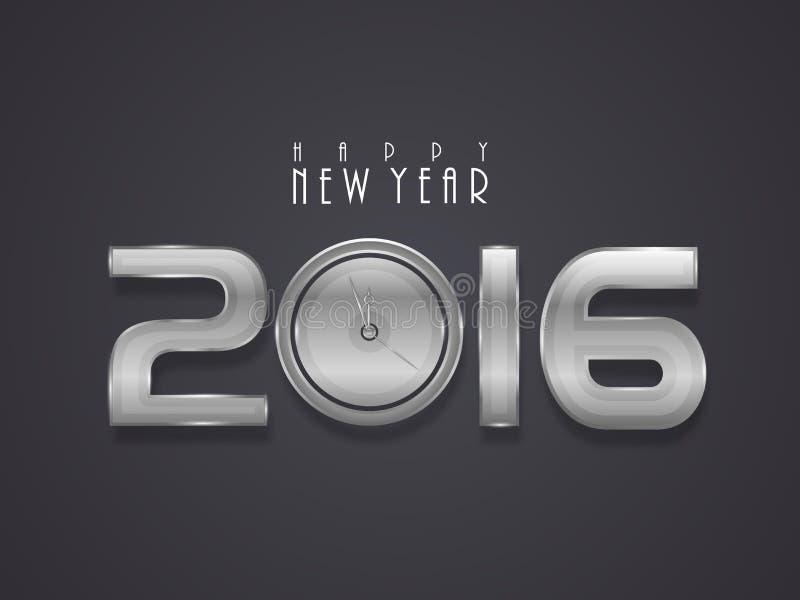 Download 新年快乐的创造性的文本2016年 库存例证. 插画 包括有 钞票, 欢乐, 节假日, 抽象, 邀请, 消息 - 62528578
