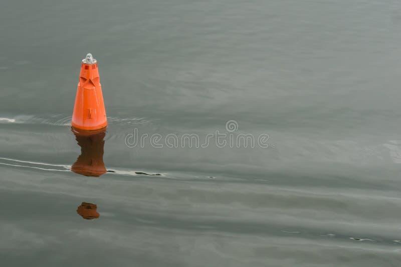 给方向的Seamark船员 免版税图库摄影