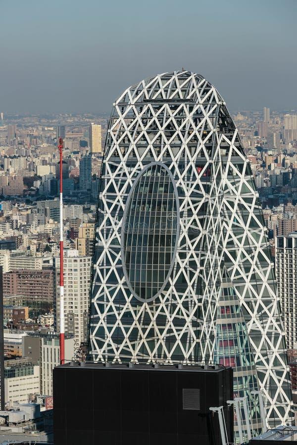 方式Gakuen茧塔在东京 库存照片