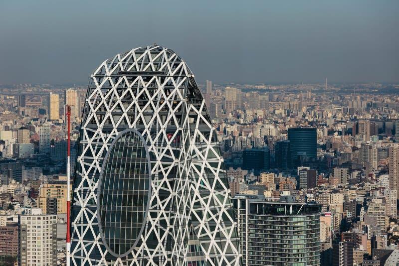 方式Gakuen茧塔在东京 库存图片