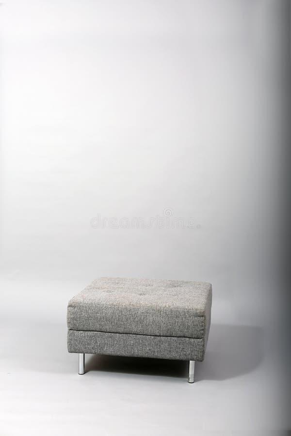 方形的凳子 库存图片