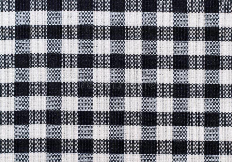 方形的样式织品 免版税库存照片