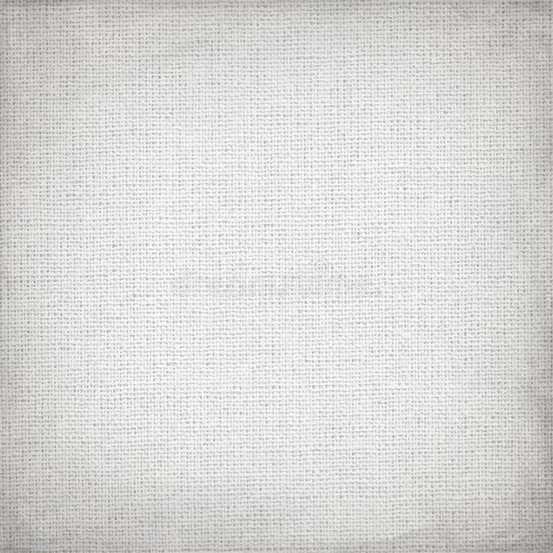 方形的灰色帆布以使用的精美栅格当难看的东西水平的背景或纹理 向量例证