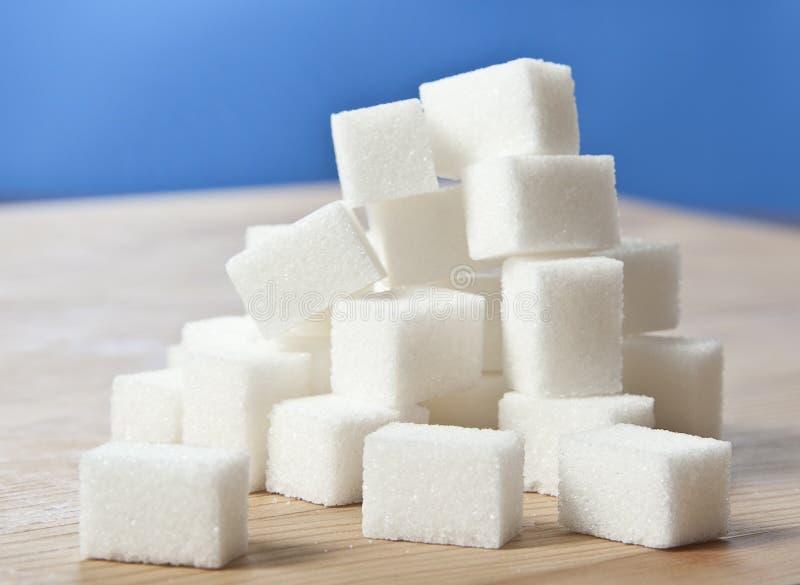 方糖表 库存图片