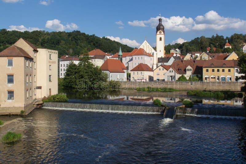 施万多尔夫在巴伐利亚 库存照片