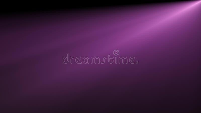 旁边对角斑点光光学透镜飘动发光的例证艺术背景新的质量自然光灯光芒 库存例证