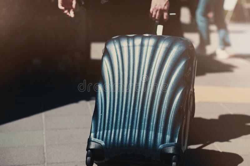 旅客背景概念 图库摄影
