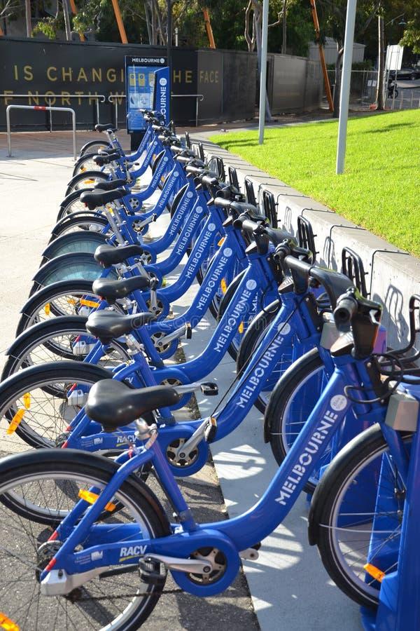 旅游自行车 库存图片
