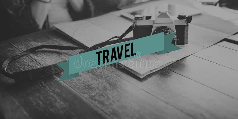 旅行假期旅行假日探险旅途概念 库存照片