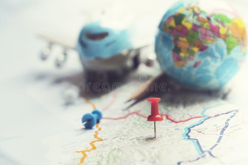 旅行假期旅行和长的周末的概念 库存图片