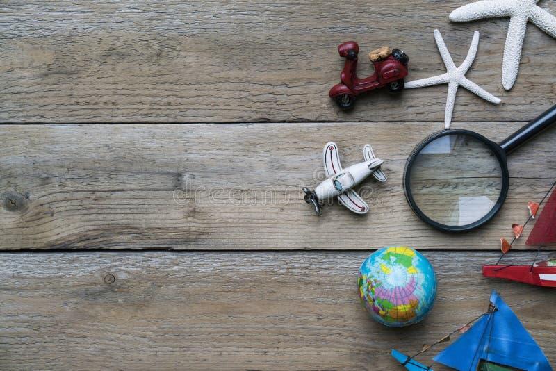 旅行假期旅行和长的周末的概念 免版税图库摄影