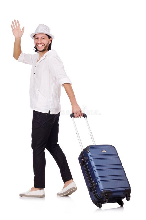 旅行假期概念 免版税库存图片