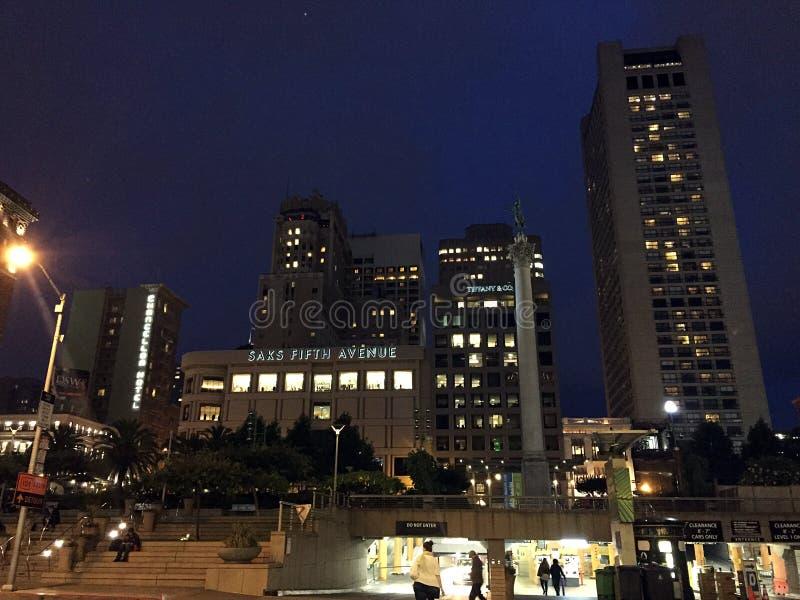 旅行到旧金山 免版税库存图片