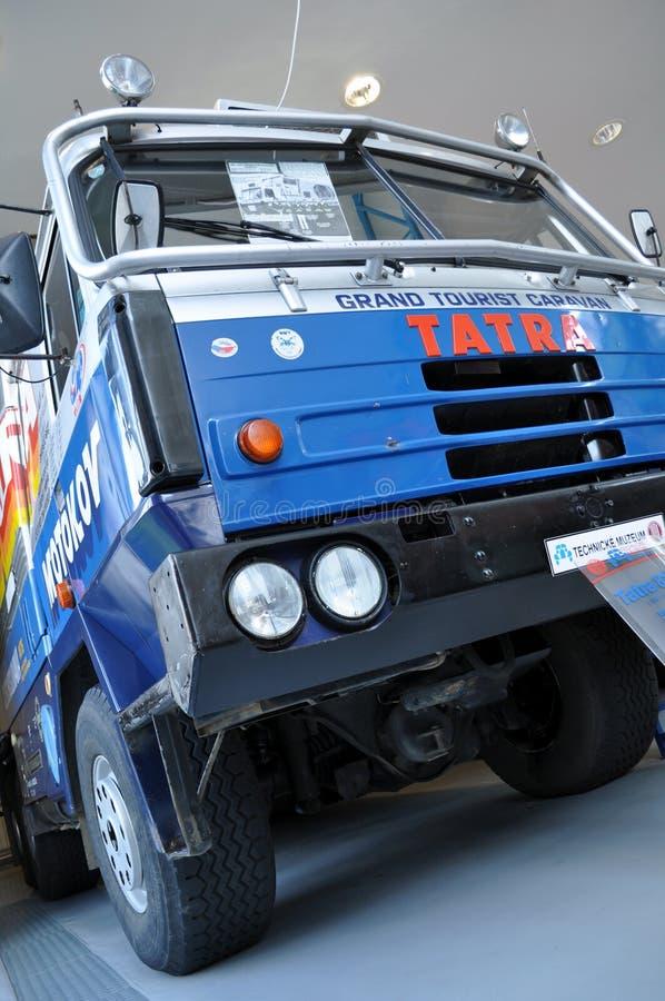 旅行卡车 图库摄影