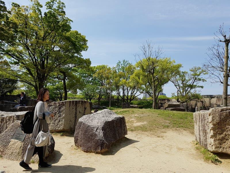 旅行向日本 库存照片