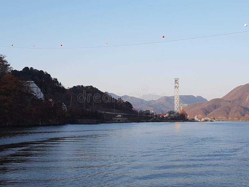 旅行向韩国 免版税库存图片