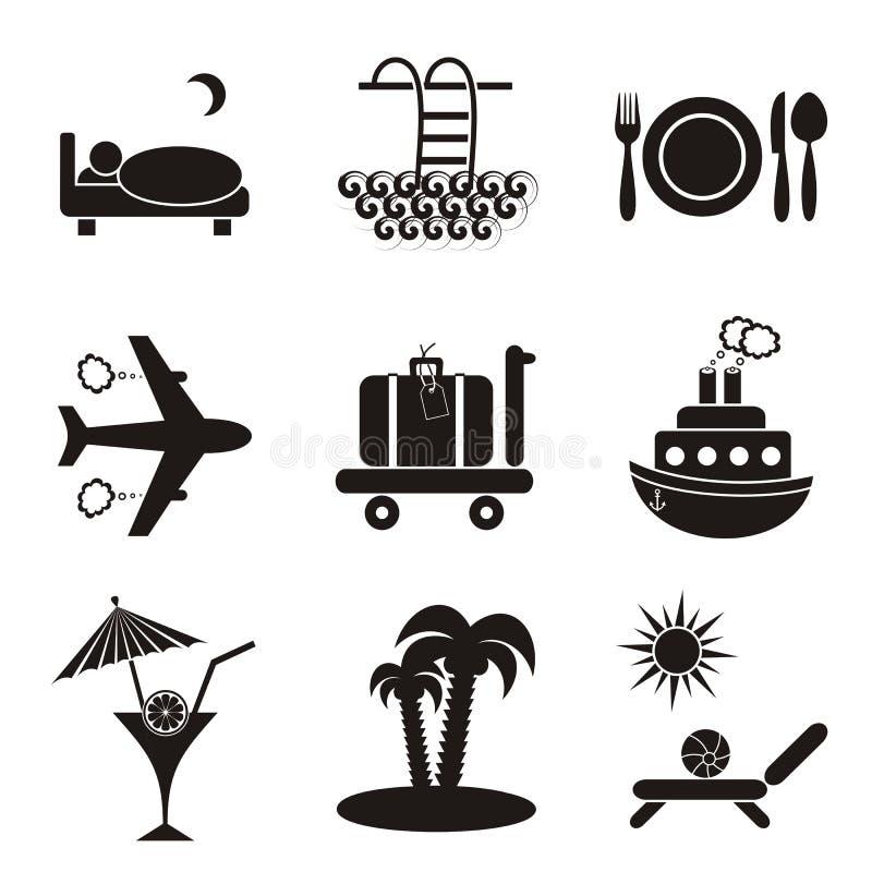 Download 旅行和适应象 向量例证. 插画 包括有 旅馆, 图标, 巴格达, 对象, 查出, 人员, 叉子, 火箭筒 - 30331731