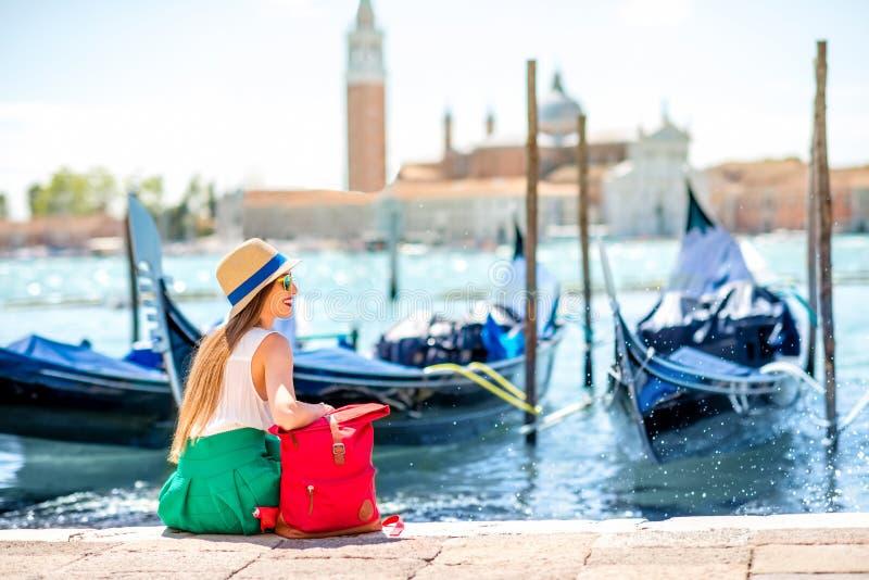旅行在威尼斯 免版税图库摄影