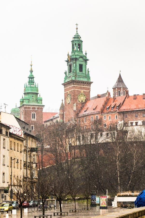 旅行在波兰 免版税库存图片