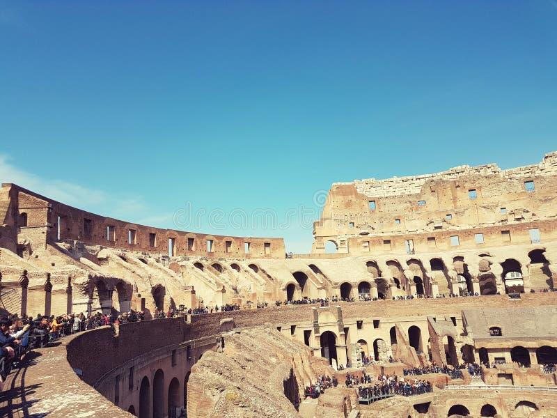 旅行在罗马 免版税库存照片