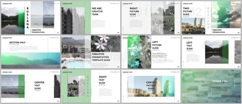 旅行概念介绍设计,股份单与图表元素的传染媒介模板在白色 多用途模板 向量例证