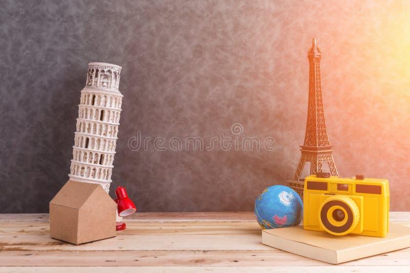 旅行概念纪念品 库存照片
