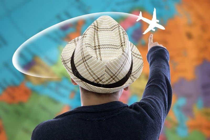 旅行的概念 免版税图库摄影