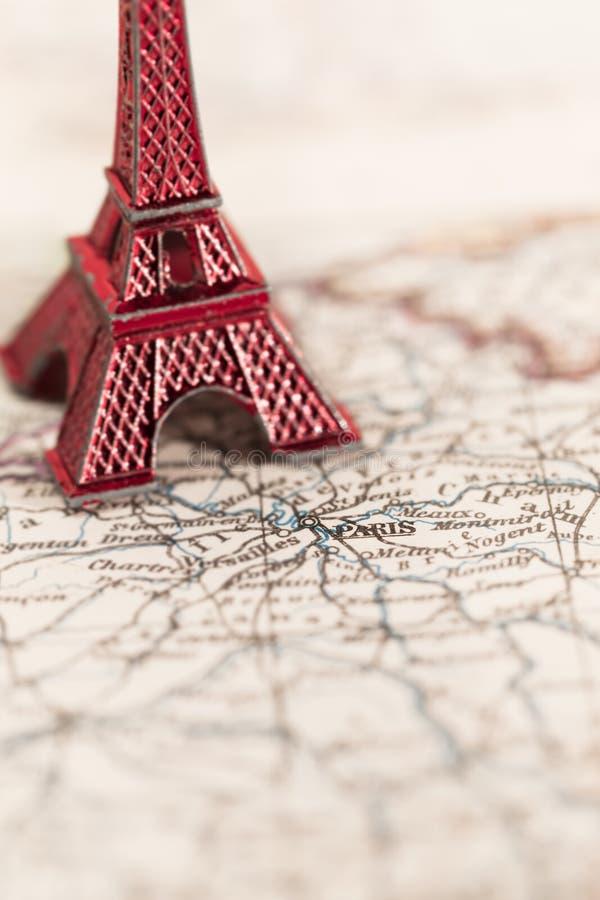 旅行目的地巴黎 免版税图库摄影