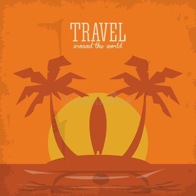 Download 旅行设计 旅游业象 鸟逗人喜爱的例证集合葡萄酒 向量例证. 插画 包括有 行程, 冒险家, 运输, 放松 - 72372459