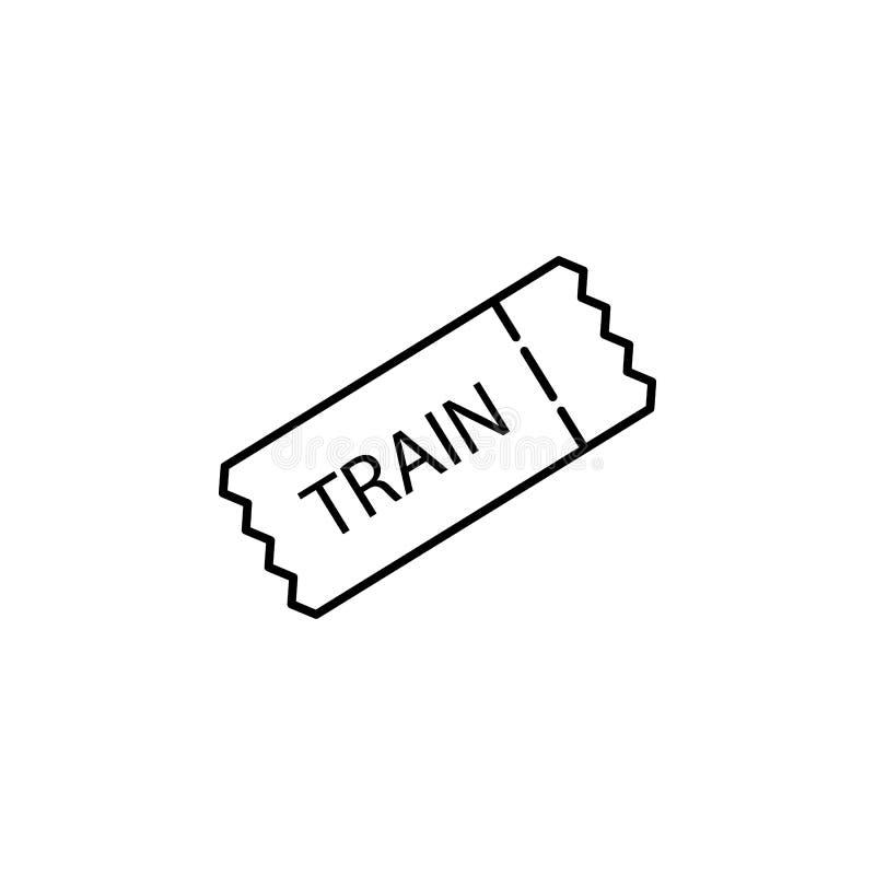 旅行,森林,帐篷概述象 旅行例证的元素 标志和标志象可以为网,商标,流动应用程序使用, 皇族释放例证
