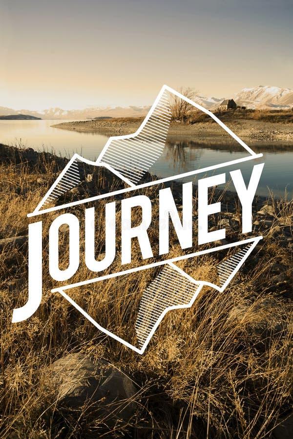 旅途探险目的地冒险假日概念 图库摄影