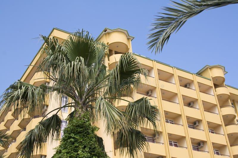 旅馆在土耳其 库存图片