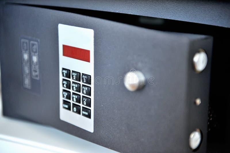 旅馆安全 库存照片