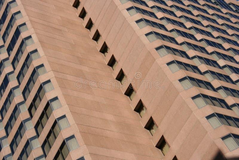 旅馆模式 免版税库存照片