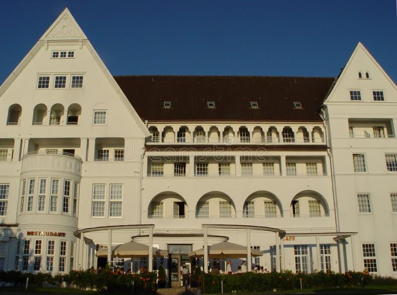 旅馆老手段海运 免版税库存图片