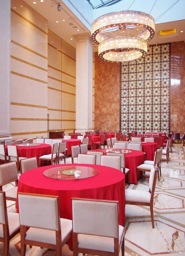 旅馆餐厅 图库摄影